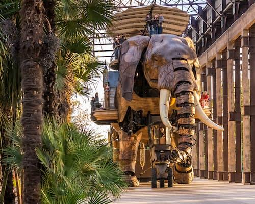 Grand Éléphant des Machines de Nantes